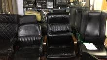 يوجد لدينا كراسي مكاتب مستخدمه في حالة ممتازه 6دينار لكرسي فقط الاستفسار 33366154