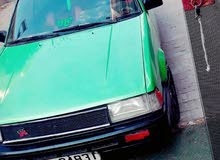 Renting Toyota cars, Corolla 1984 for rent in Amman city
