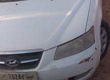 Used condition Hyundai Sonata 2007 with 1 - 9,999 km mileage
