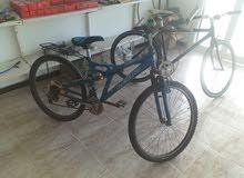 دراجات هوائية نظيفة