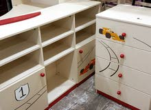 For sale Bedrooms - Beds that's condition is Used - Al Riyadh