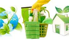 شركة طيبة لتنظيف المباني ومكافحة الحشرات
