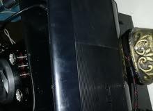 جهاز بلايستيشن سوبر سلم معدل ذاكره 500 جيجا نازل عليه 46 لعبه أحدث الألعاب بسعر