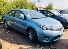 Used condition Toyota Corolla 2016 with 50,000 - 59,999 km mileage