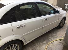 Daewoo Lacetti 2005 For sale - White color