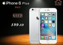 ايفون 6 plus بحالة ممتازة من Mobile House