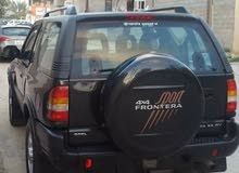 Used Opel Frontera for sale in Tripoli
