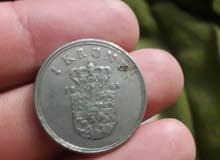 عملات معدنية عراقية وعربية وأجنبية