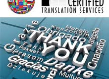 Translation services , from legal to any type of business