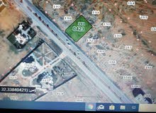 ارض تجاري رقمها 193  معارض بجانب كازيه المناصير مقابل كازية ابو عليم