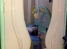غرفة نوم اطفال استعمال خفيف ونضيف جداً
