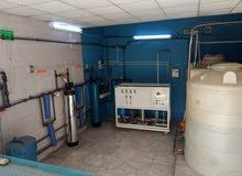 محطة مياه للبيع في الزرقاء الرصيفه