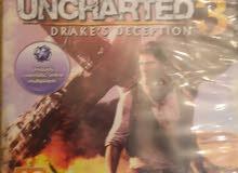 دسكة uncharted 3 يلايستيشن 3