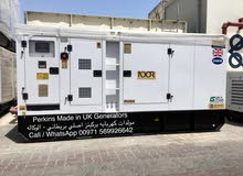 275KVA Perkins Made in USA Generator مولدات كهربايه بركينز امريكي