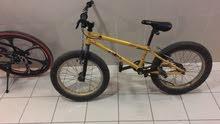دراجة بي أم اكس