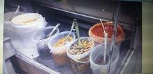 محل ألبان واجبان ومواد غذائية للبيع بسعر مغري