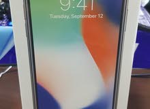 iPhone X256  silver new