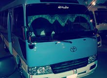 Toyota Coaster 2014 for rent per Month