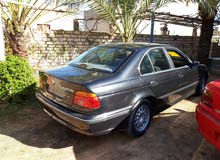 BMW 523   موديل 1999