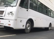 Bus for rent 66 passengers Model 2009