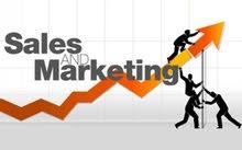 مطلوب موظفة مبيعات وتسويق