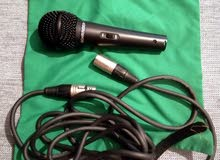 Professional 2 Behringer Super Cardioid Microphones XM1800S