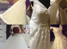 فستان زفاف تركي