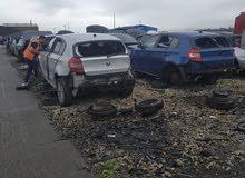قطع غيار سيارات ومحركات مستعملة من أوروبا