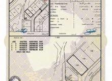 للبيع ارض سكنية ممتازة في العامرات مرتفعات السادسة مفتوحة من 3 جهات