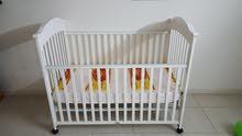 سرير أطفال من0 الى 5 سنوات
