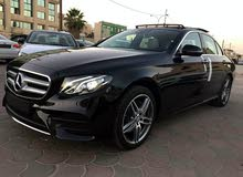 Gasoline Fuel/Power car for rent - Mercedes Benz E 200 2018