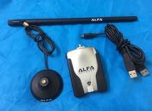 Alfa Network 1000mW High Power Wireless G 802.11g Wi-Fi USB Adapter wi