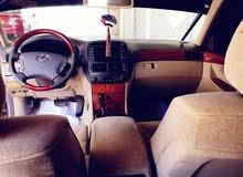 Lexus LS 2004 - Automatic