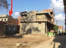 قطعة ارض دمنهور بفلاقة البلد 100 متر شارع 5متر.  بجوار مفرخة الجارحى