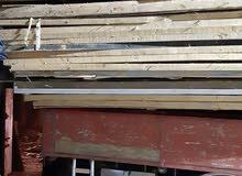 شراء جميع انواع الخشب والحديد فى السوق