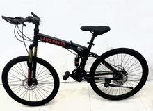 26 inch foldable v8 land rover cycle