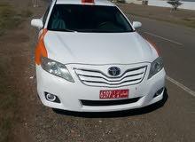 Orange Toyota Camry 2011 for sale