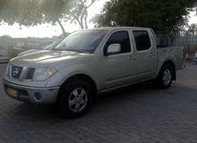 2009 Used Navara with Manual transmission is available for sale