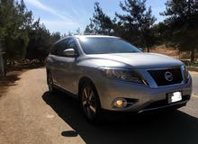 Used Nissan Pathfinder for sale in Amman