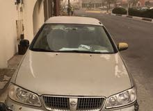 Silver Nissan Sunny 2004 for sale