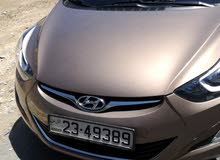 Gold Hyundai Elantra 2016 for sale