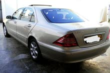 For sale 2004 Gold S350