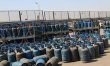 للبيع مستودع أنابيب غاز مميز 500م تتوفر في جميع الشروط بطنطا الغربية