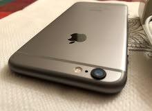 iPhone 6 - 16 GB - Space Grey - Like -أصلي - Original-بيع فقط كاش فقط