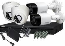 فني تركيب وصيانة جميع كاميرات المراقبة بأفضل الأسعار وأسعار منافسة