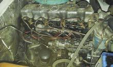 سيارة داتسون نصف نقل ديزل يابانى موديل 80 بحالة ممتازة للبيع