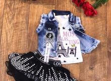 ملابس بناتية