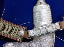 خنجر عماني (قرن زراف أفريقي)
