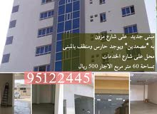 shops ready for rent in Alkhoud