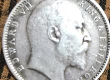 روبيه ادوارد السادس احتلال البريطاني